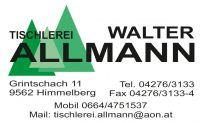 Tischlerei Allmann Walter