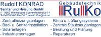 RuKo - Rudolf KONRAD Sanitär und Heizung GmbH