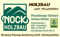 Pleschberger Gerhard Nock Holzbau